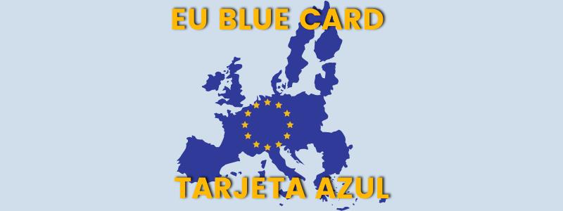 tarjeta azul Blue card Alemania